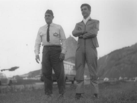 Ary Fernandes e Fernando Garcia