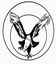 Logotipo dos Águias de Fogo