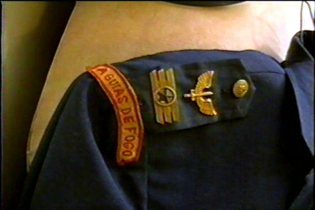 Uniforme do Capitão César - Ary Fernandes