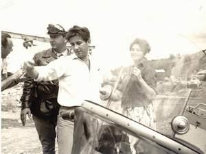 Ary Fernandes, Rosa Maria Murtinho e equipe