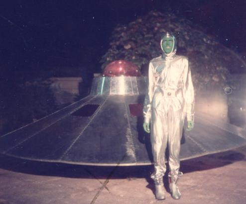 O Disco Voador -  Produção e Direção - 1983