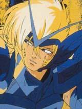 Albion de Cefeu  Dublagem da 1ª Versão (Gota Mágica) do  Mestre Albion de Cefeu, em 1994 para a série de animes: