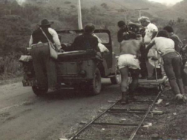 As Trapalhadas de Dom Quixote e Sancho Panço  Bastidores  Direção - 1977