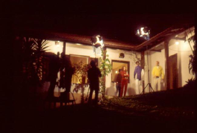 O Cassino  Bastidores - Produção e Direção - 1981