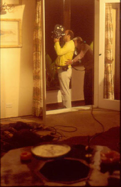 O Cassino  Bastidores. Produção e Direção - 1981