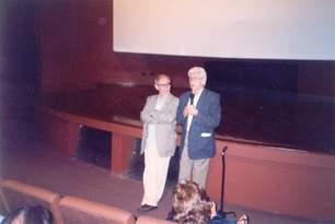 Homenagem na Cinemateca de São Paulo- 19/07/2003
