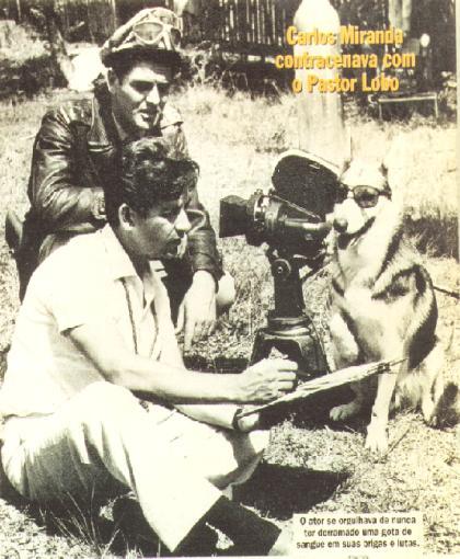 O Vigilante Rodoviário®  Criação, Direção e Argumento da série televisiva - 1961