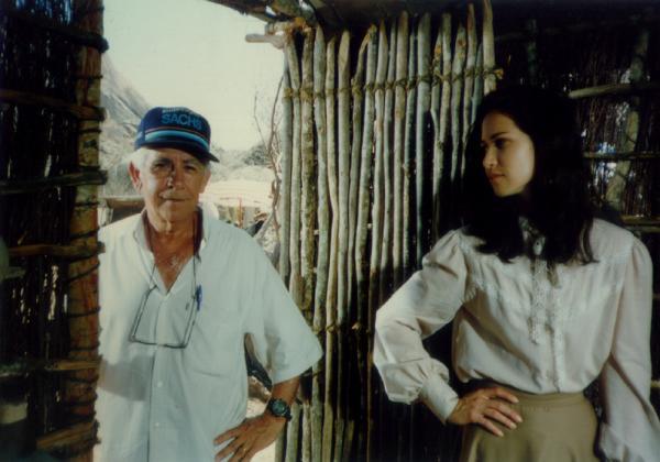 O Cangaceiro -  com: Ingra Liberato, Paulo Gorgulho, Luiza Thomé - Coordenador Geral de Produção - 1995