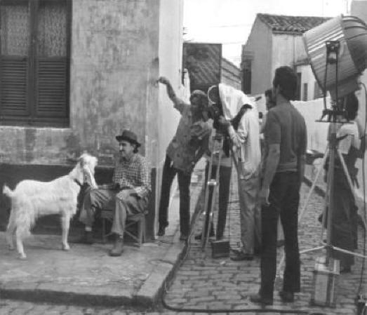 O Jeca e O Bode  Bastidores  Direção, Produção, Argumento e Roteiro - 1972