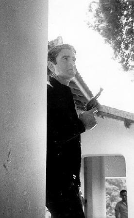 Até o Último Mercenário  Direção e Produção - 1971