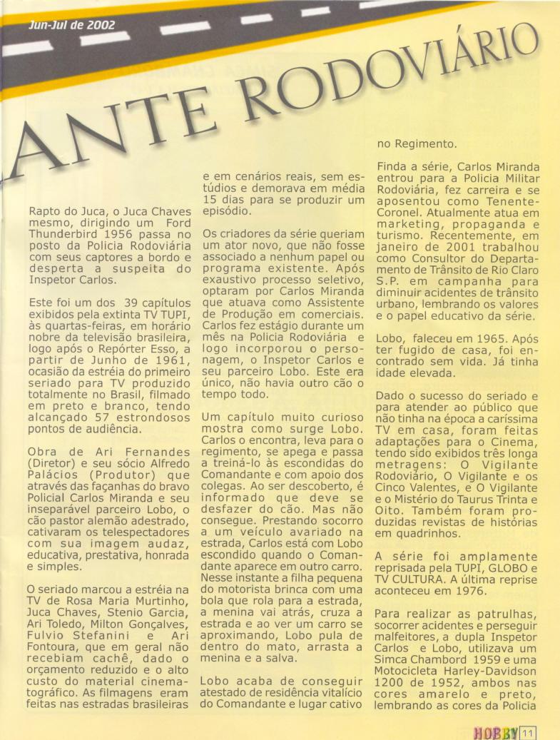Revista 7 Dias na TV - nº 457 maio a junho 1961