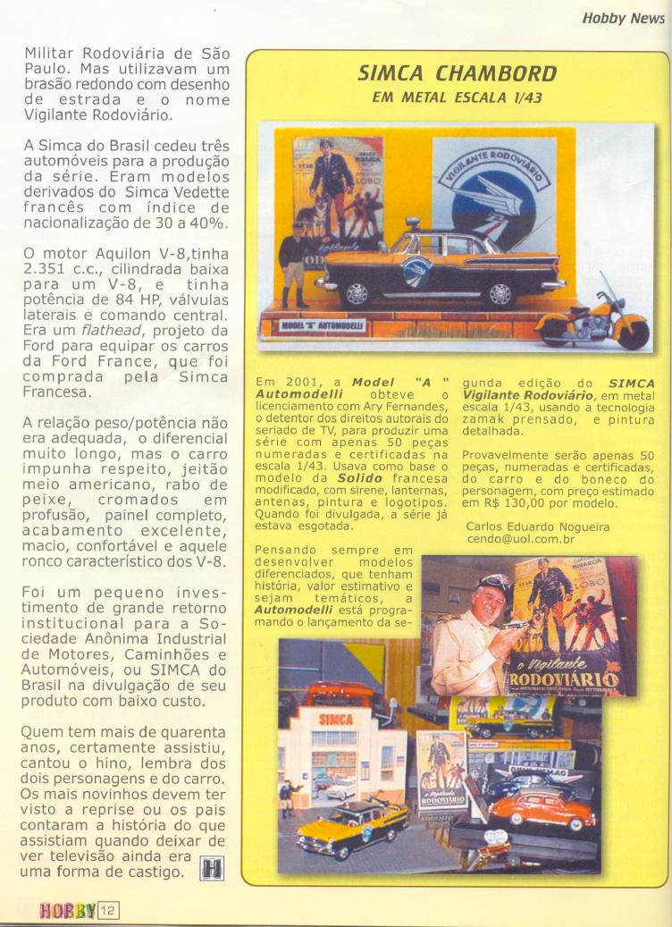 Revista 7 Dias na TV - nº 457 maio à junho 1961