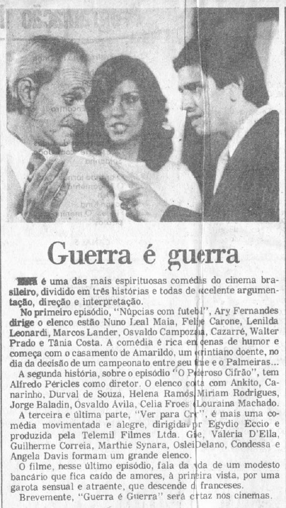 A Gazeta - 21/03/1977