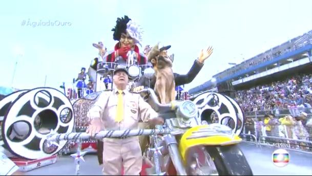 O Vigilante Rodoviário no Carnaval 2017