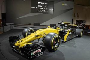 Fórmula 1 RS 17 da Renault