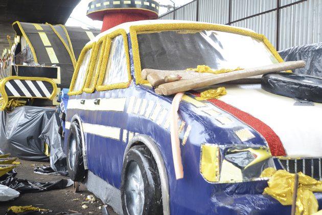 Carnaval Capixaba: Boa Vista vai homenagear os 90 anos da Polícia Rodoviária Federal