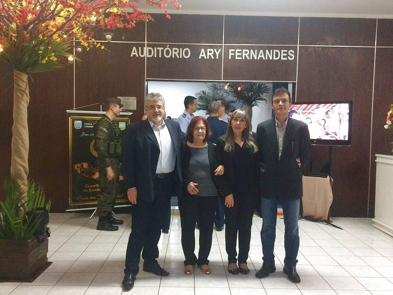 Auditório Ary Fernandes