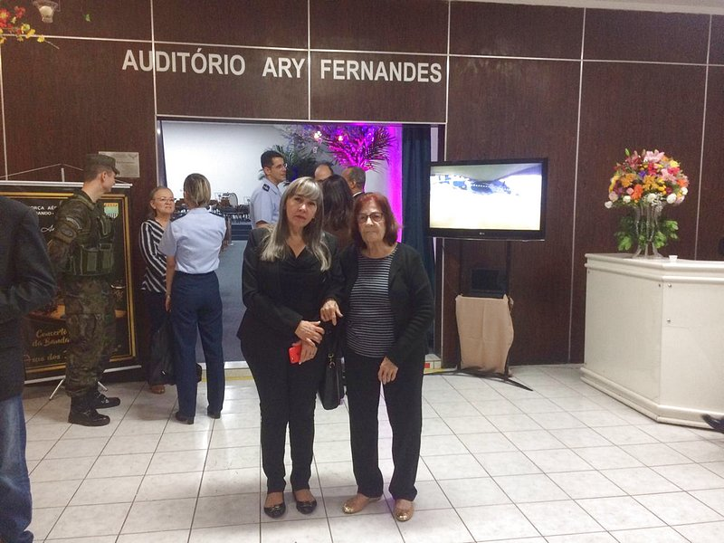 Reinauguração Auditório Ary Fernandes