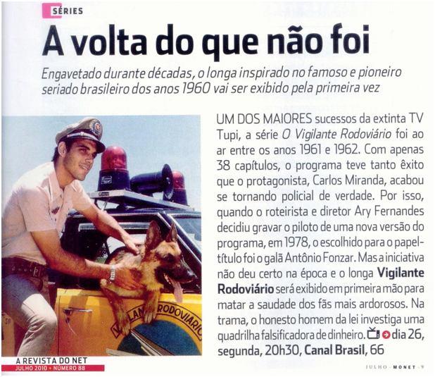 Vigilante Rodoviário 2